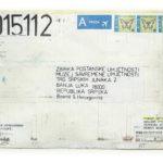 Mail 2015112 (2015) (ongoing Banja Luka series), Muzej Savremene Umjetnosti Republika Srpska