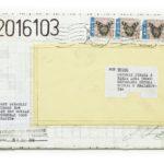 Mail 2016103 (2016) (ongoing Banja Luka series), Muzej Savremene Umjetnosti Republika Srpska