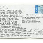 Mail 2017114 (2017) (ongoing Banja Luka series), Muzej Savremene Umjetnosti Republika Srpska
