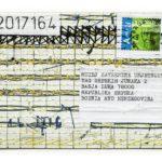 Mail 2017164 (2017) (ongoing Banja Luka series), Muzej Savremene Umjetnosti Republika Srpska