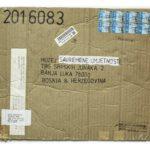 Mail 2016083 (2016) (ongoing Banja Luka series), Muzej Savremene Umjetnosti Republika Srpska