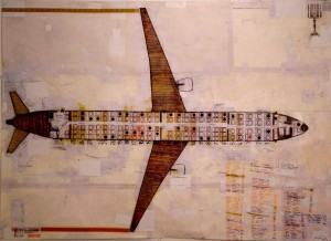 Passenger Airliner (2010), private collection, Paris